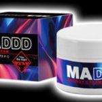 マッド増大クリーム MADDD ノーベル賞受賞成分配合増大クリームの効果は嘘?本当!?成分などから検証